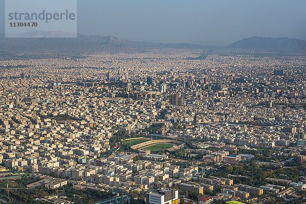 Asien,Iran,Landschaft,Luftaufnahme,Milad,Mittlerer Osten