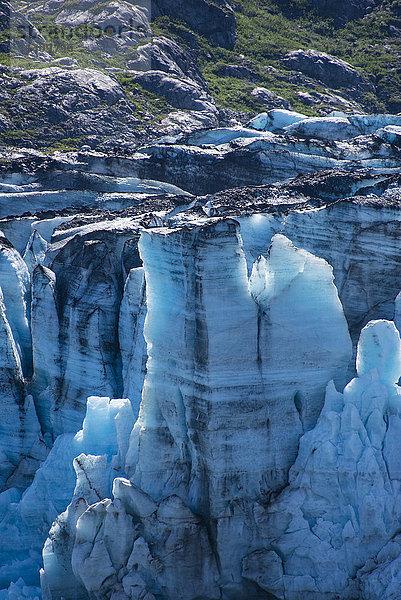 Alaska,Amerika,Eis,Glacier Bay,Gletscher,Johns Hopkins