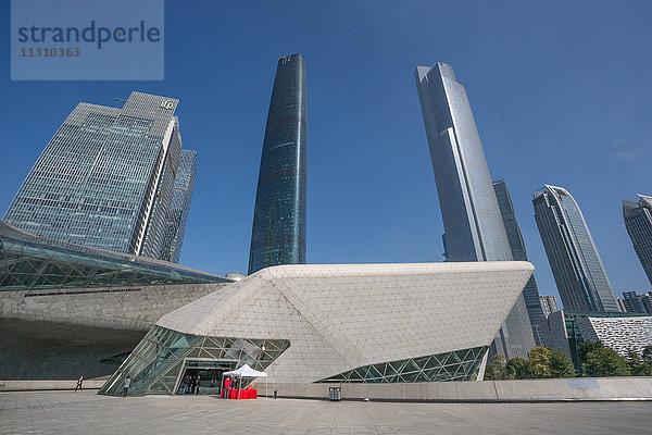 Architektur,Asien,China,East Tower,Guangdong,Guangzhou