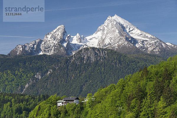 Alpen,Bayern,Berchtesgaden,Berchtesgadener Land,Berg,blauer