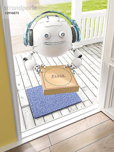 3-D,3D,3D-Rendering,Anlieferung,Audiozubehör,ausliefern