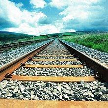 Transport. Eisenbahnen. Gleisanlagen
